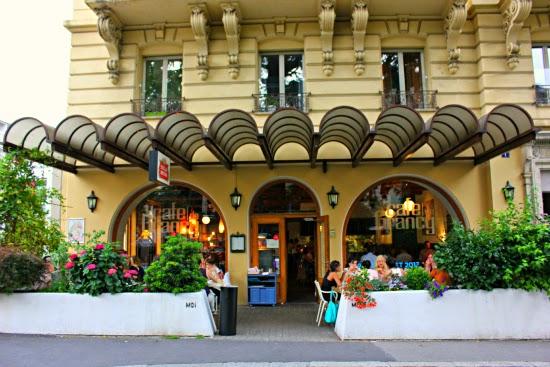 Where To Eat In Lausanne Café De Grancy The Lausanne Guide