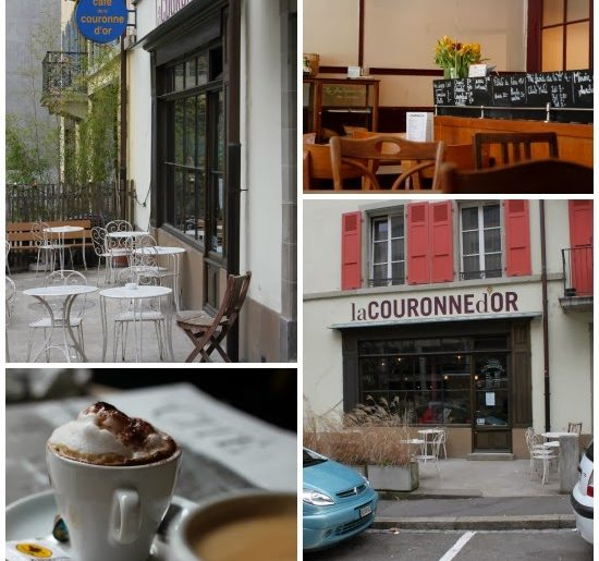 Where To Eat And Drink In Lausanne La Couronne Dor The Lausanne