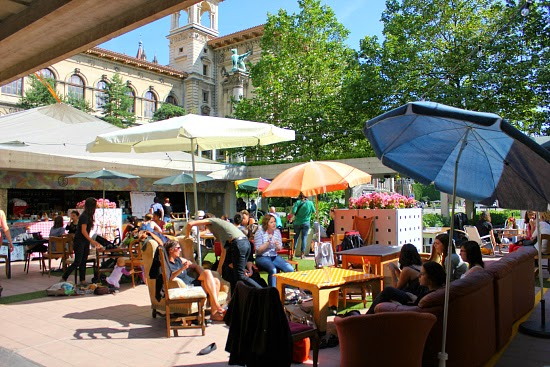 Where To Hang Out In Lausanne La Grenette The Lausanne Guide