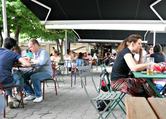 Pavillon Bar Kitchen The Lausanne Guide