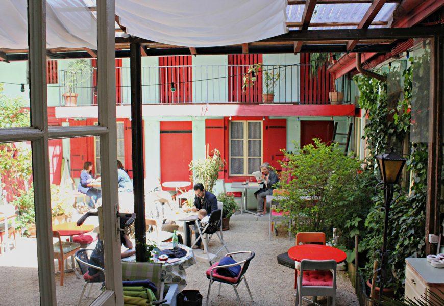 Secret Garden Terraces in Lausanne