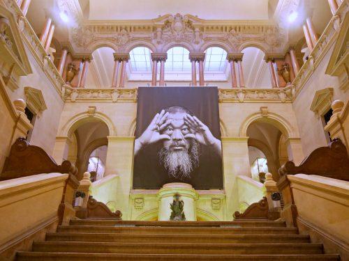Ai Weiwei in Lausanne