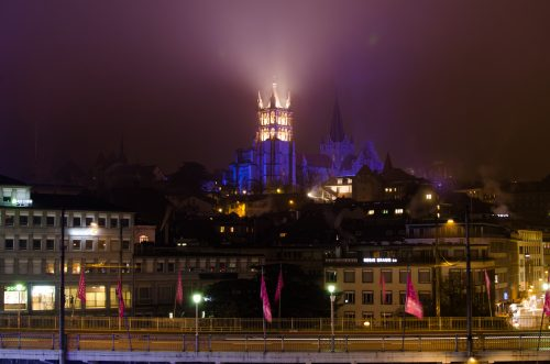How to Celebrate the Holidays in Lausanne