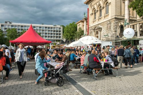 Lausanne, It's Time to Eat! Lausanne à Table Events 2018