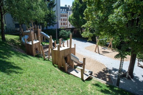The Best Playgrounds in Lausanne