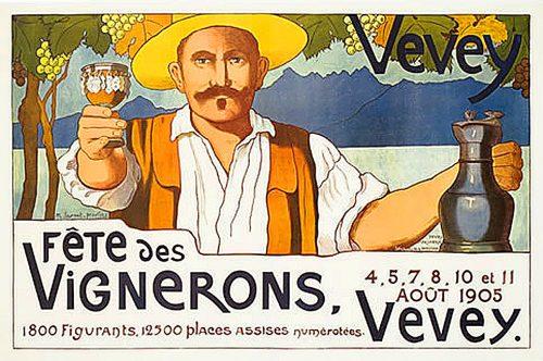 The Fête des Vignerons 2019