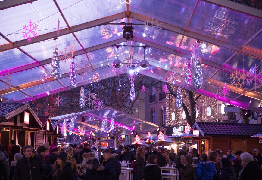 Everything You Need to Know to Celebrate Christmas in Lausanne + Bô Noël Giveaway