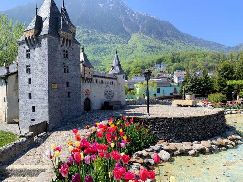 A Visit to Swiss Vapeur Parc