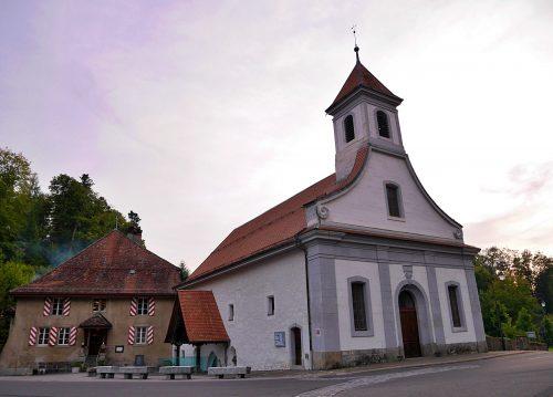 Auberge de l'Abbaye de Montheron